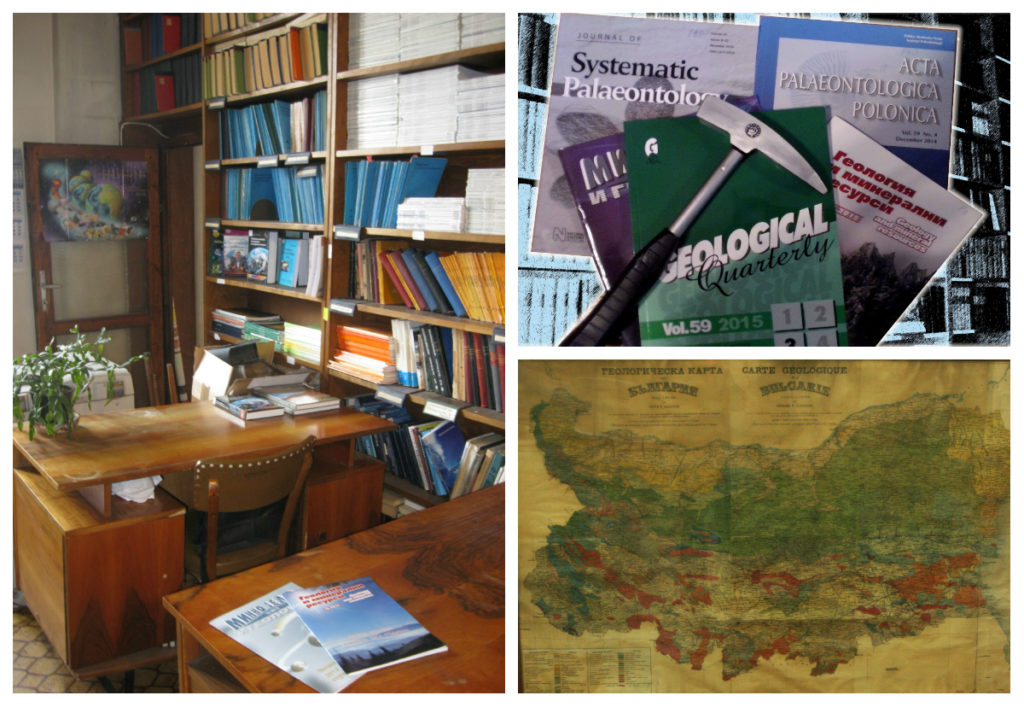 Gallery: Geological Library