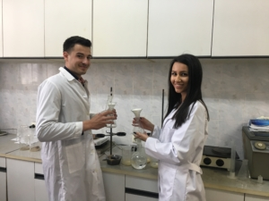 Chemical Laboratory for Fossil Fuels Analysis