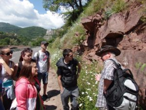 Practical course in Fundamentals of Geology and Introduction to Cartography