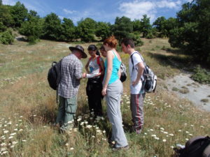Practical course in Geological Mapping